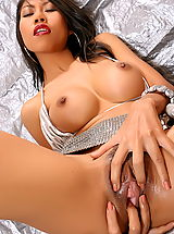 The Black Alley Pics: Asian Women rita chan 11 bikini silver