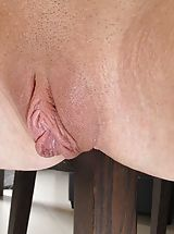 Unclothed Hot Girlfriend 941 Angel Piaff uncovers her thick knockers
